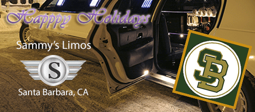 Santa Barbara High School Limo Giveaway Contest on Facebook