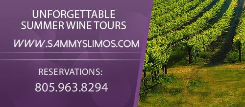 Summer Wine Tours in Santa Barbara