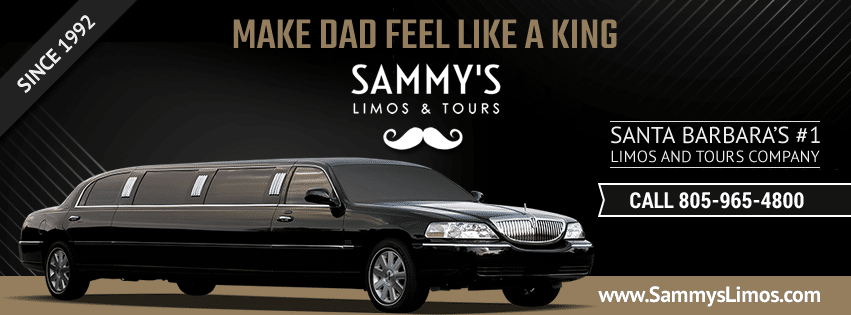 Santa Barbara Limo Service For Dad